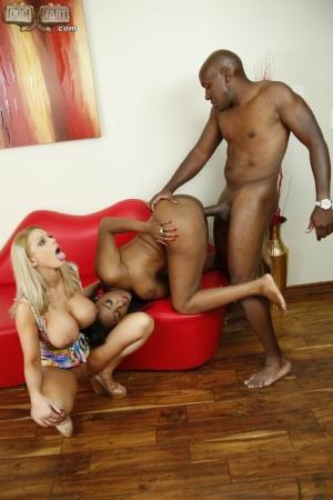 Ebony Black Cock Porn