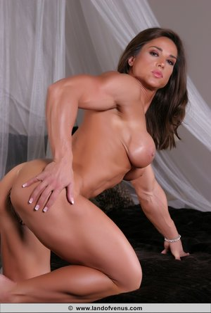 Ebony Female Bodybuilder Porn
