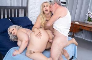 Ebony SSBBW Porn