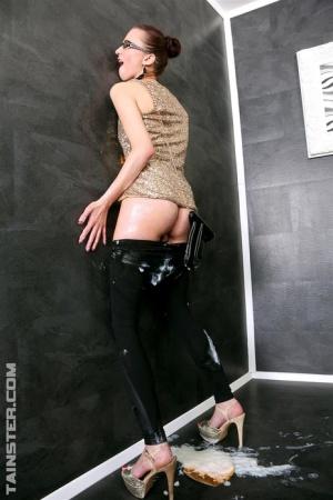 Ebony Bukkake Porn