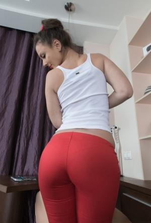 Ebony Spandex Porn