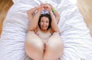 Shaved Ebony Pussy Porn