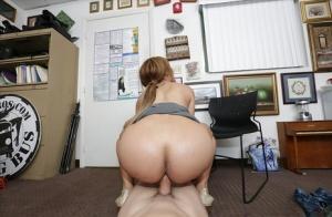 Ebony POV Porn