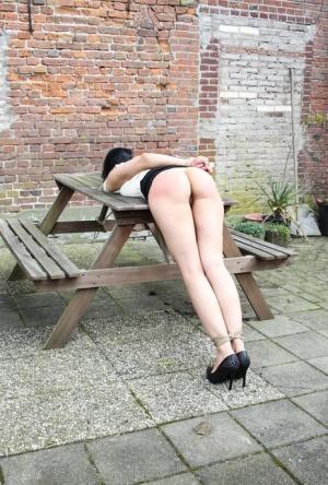 Ebony Bondage Porn